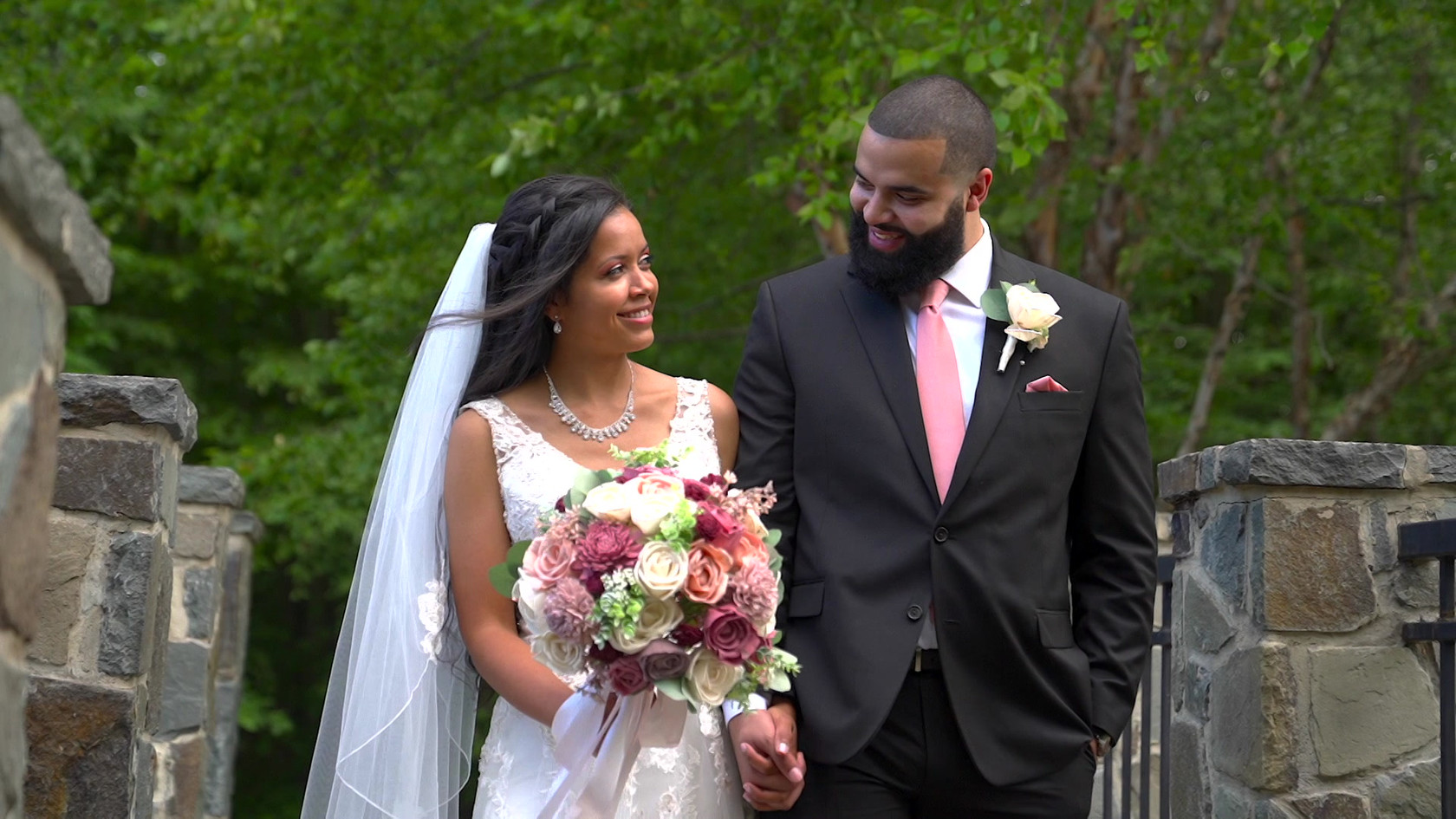 Jaleel & Mikaela Wedding Highlight Film