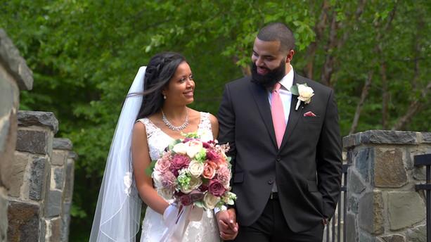 Jaleel & Mikaela Wedding Highlight Film