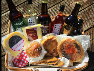 Shropshire Hampers - looking for a unique gift?