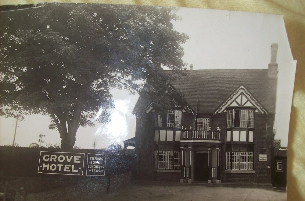 The Grove at Walcot in the 1930's