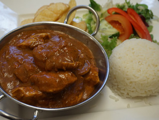 Chicken Panang Curry .......