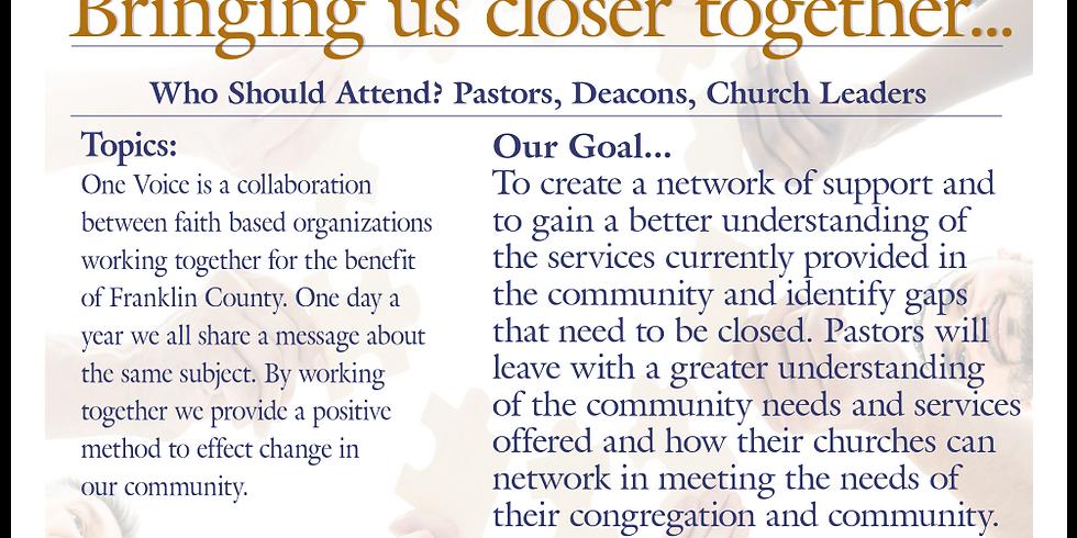 Pastor's Summit