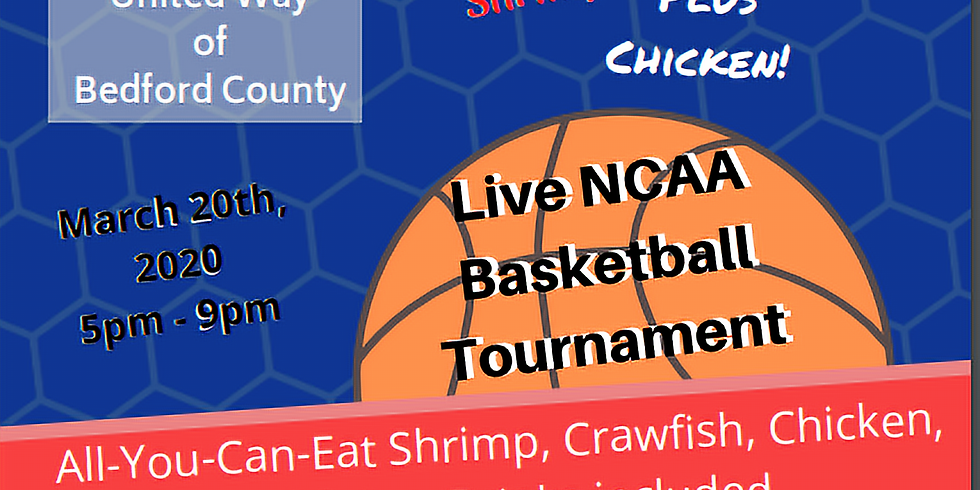 4th Annual Crawfish Boil Fundraiser... for United Way of Bedford County