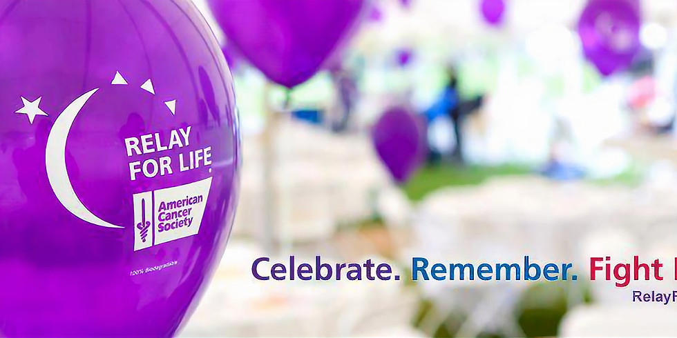 RELAY FOR LIFE Hosted by Relay For Life of MTSU