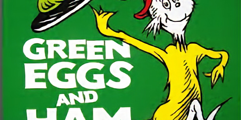 Green Eggs and Ham Fundraising Breakfast for Imagination Library