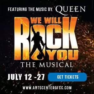 WE WILL ROCK YOU (The Musical)