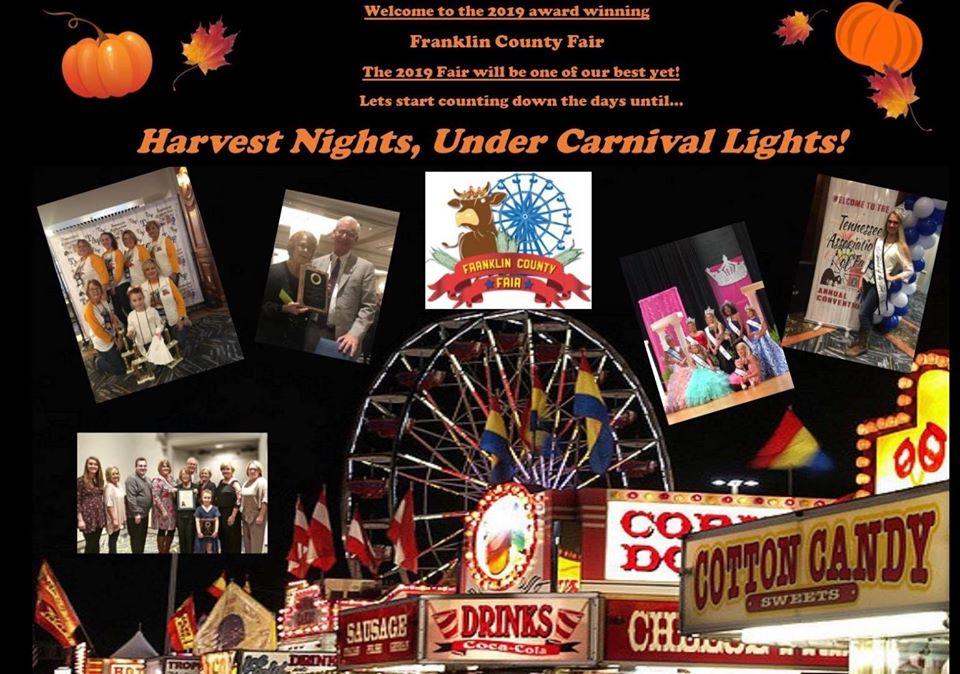 2019 Franklin County Fair Tennessee