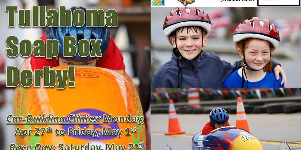 2020 Tullahoma Soap Box Derby!