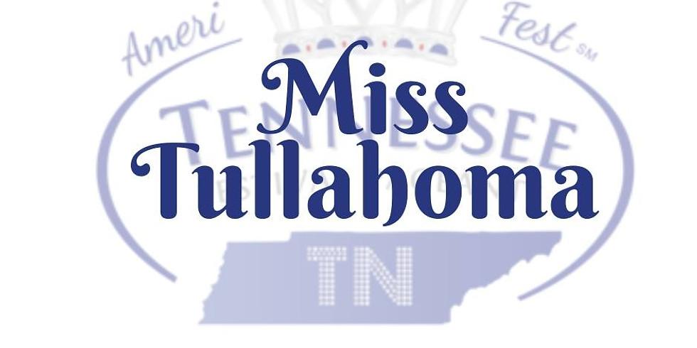 Miss Tullahoma U.S. 2020