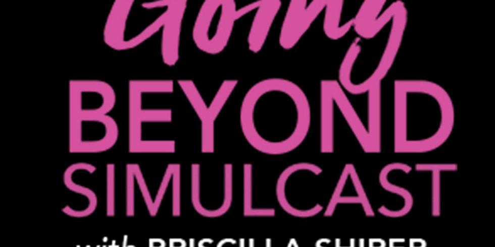 Priscilla Shirer Simulcast - Women's Ministry Event