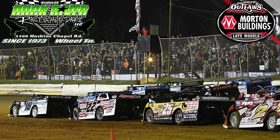 World of Outlaws Late Models at Duck River Raceway Park