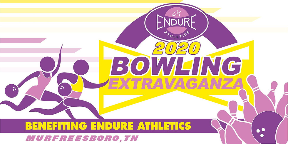 Bowling Extravaganza benefitting Endure Athletics