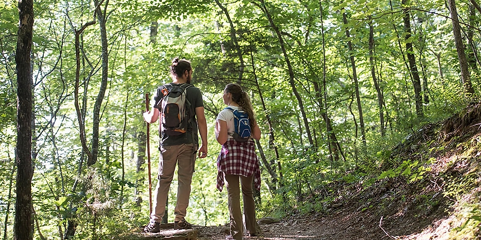 Go Take A Hike (Short Springs - Laurel Bluff) - presented by: Tullahoma Parks & Rec