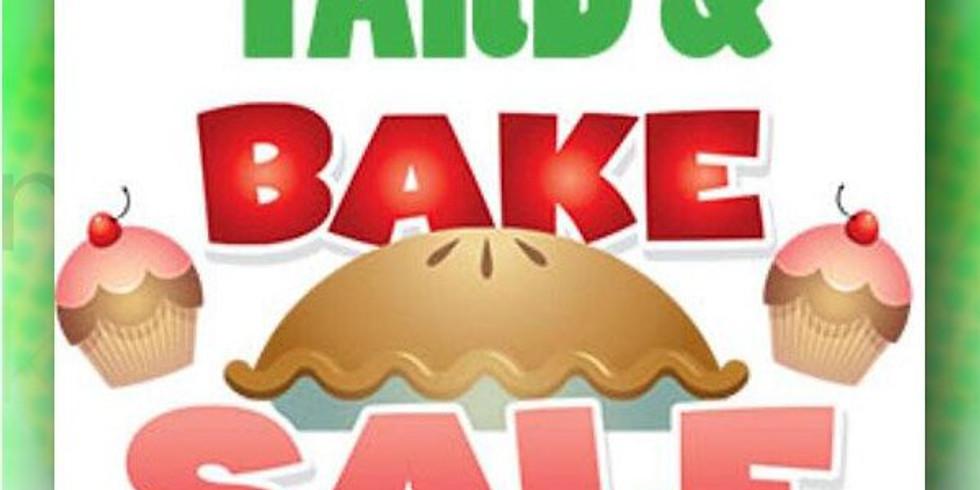 Shelbyville/Bedford County Senior Citizens Center Yard Sale & Bake Sale