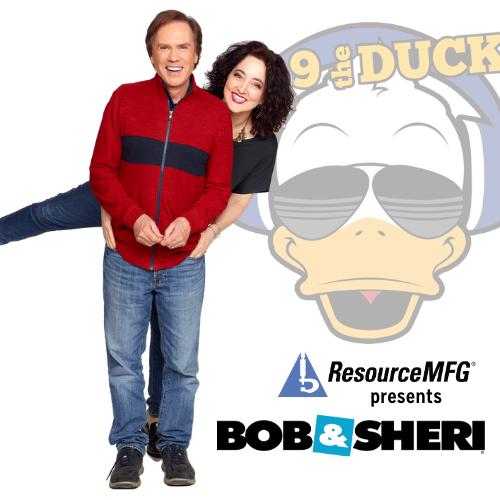Bob & Sheri on 93.9 The Duck
