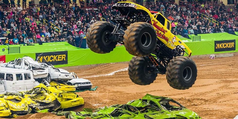 Shelbyville Monster Truck Wars