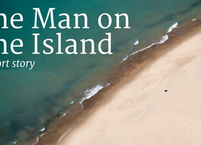 """The Man on the Island"""