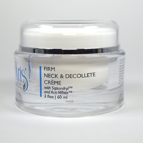FIRM Neck and Decollete Creme