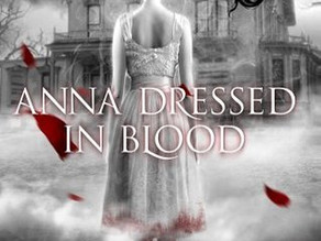 "(Review) ""Anna Dressed In Blood"""