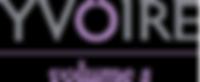 Логотип YVOIRE volume s (ИВОР волюм эс)