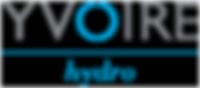 Логотип YVOIRE hydro (ИВОР гидро)