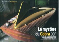 Le Mystère Chris Craft cobra
