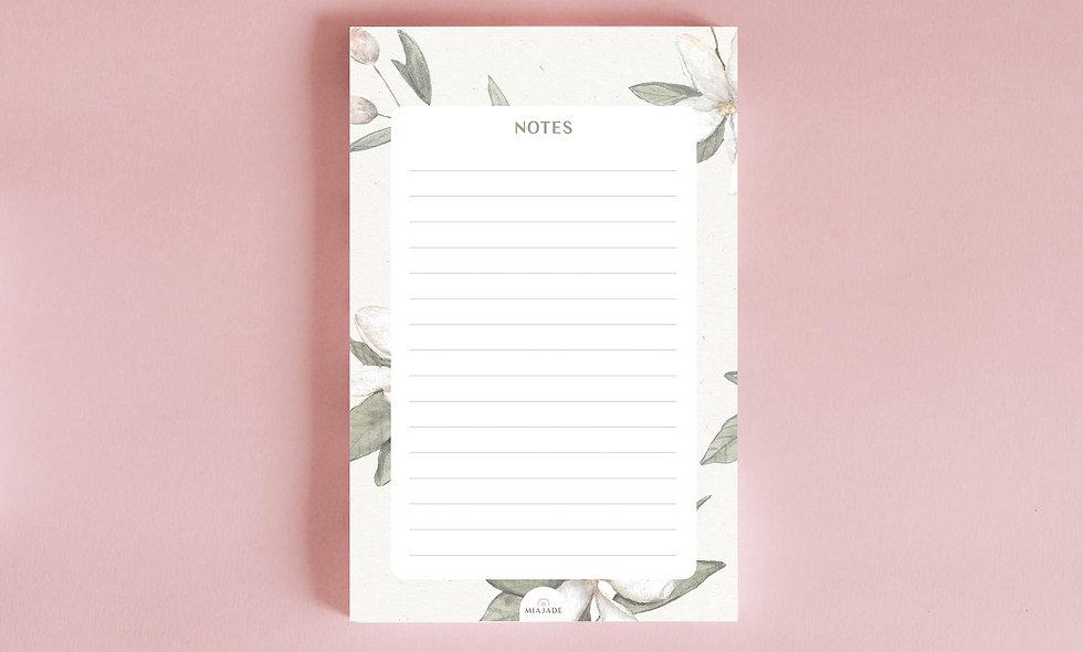 Bloc notes Blossom
