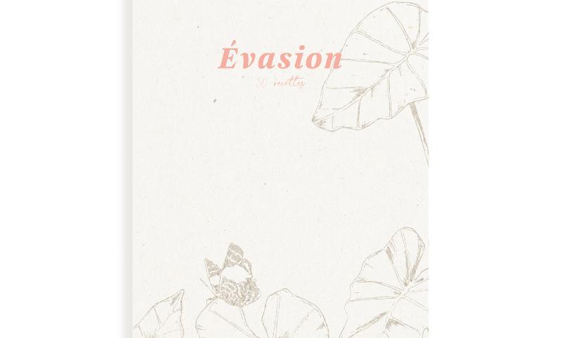 E-book Evasion - 50 recettes