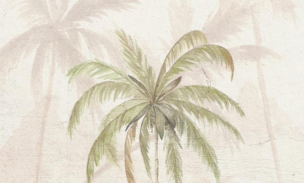 Affiche palmeraie