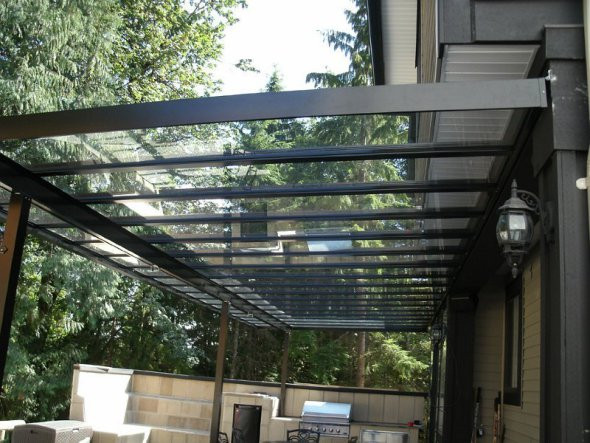 In Brussels : placing a patio Awning or a veranda or pergola in your backyard offers many advantages