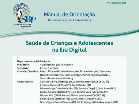 Material de Orientação de Saúde de Criança e Adolescente