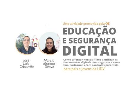 Educação e Segurança Digital