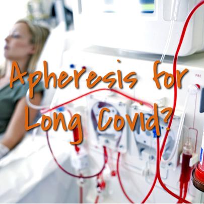 Apheresis for Long Covid?