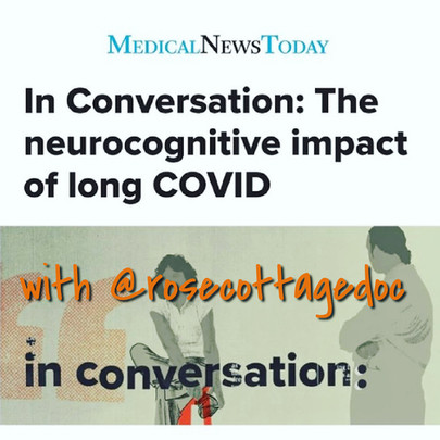 In Conversation: The Neurocognitive Impact of Long Covid