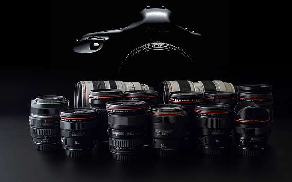 Canon 6d camera and lens L series 24-70mm 2.8 version 2