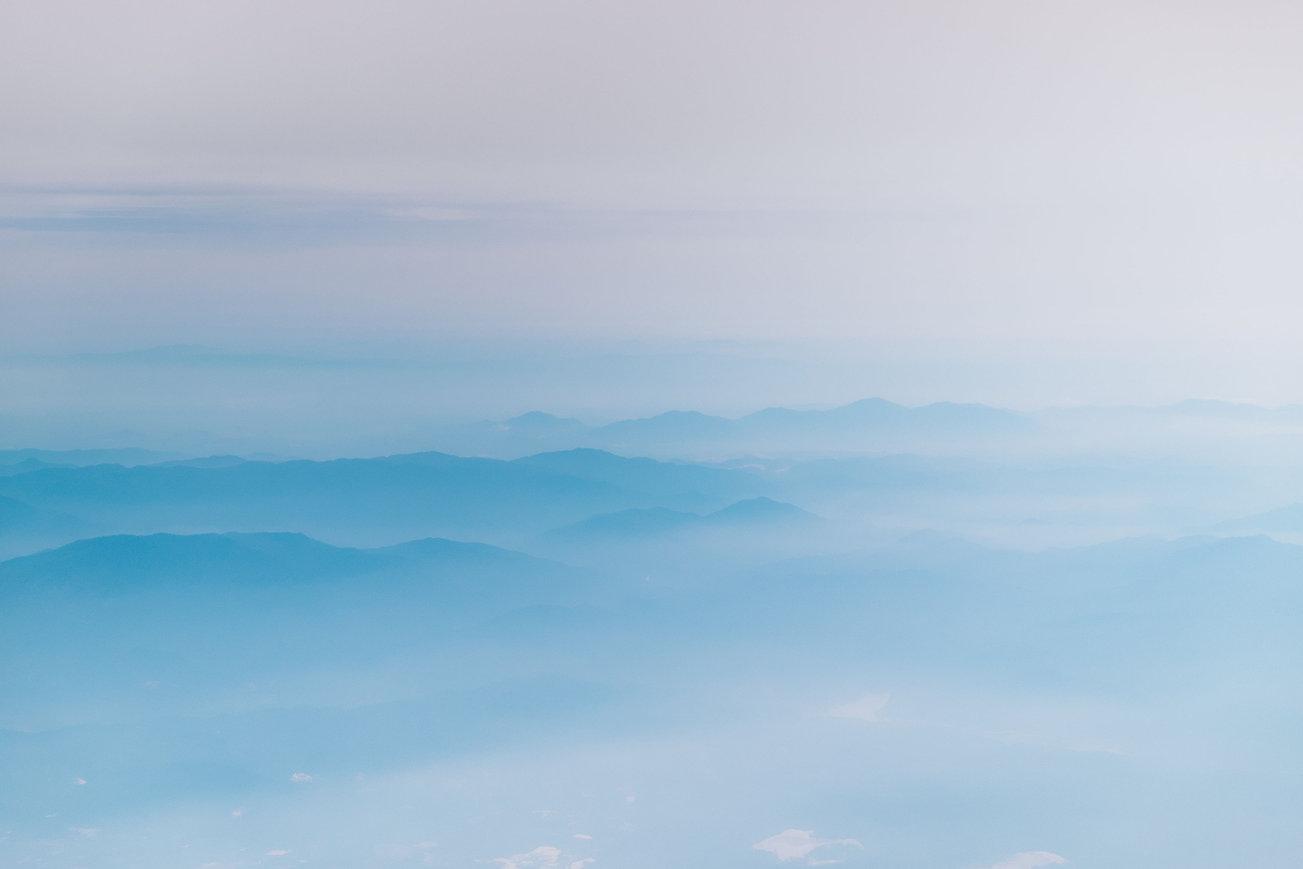 Grandes lignes des montagnes
