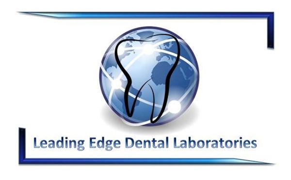 Leading Edge Dentl Laboatory, LLC Logo
