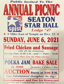 annual picnic 2021