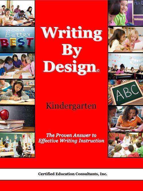 Kindergarten/TK Teaching Manuals (2)