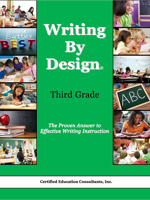 3rd Grade Teaching Manual
