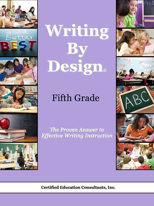 5th Grade Teaching Manual