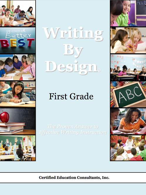 1st Grade Teaching Manual