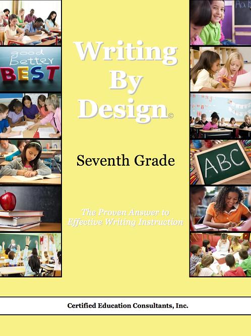 7th Grade Teaching Manual