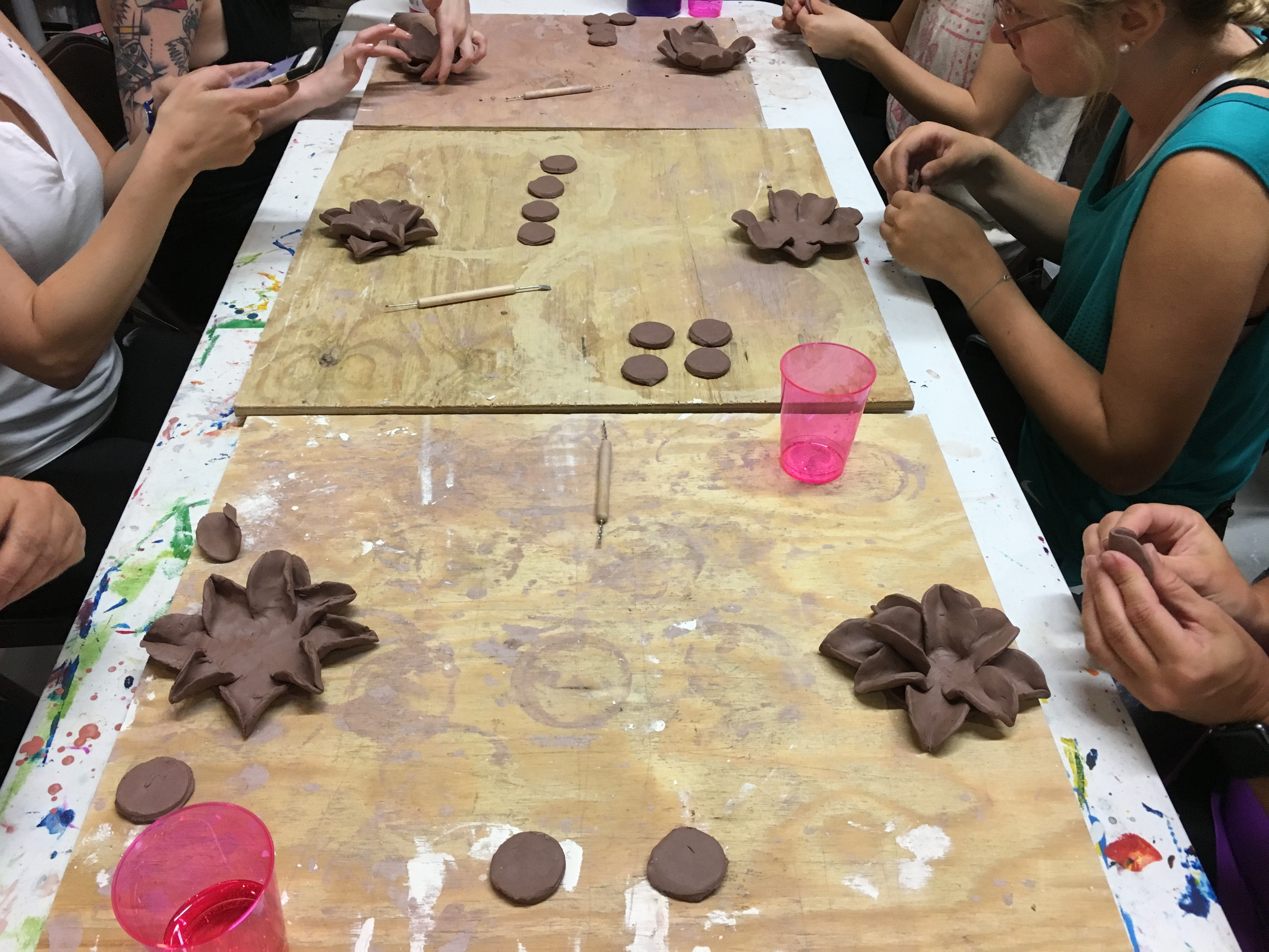 Yoga Clay Play