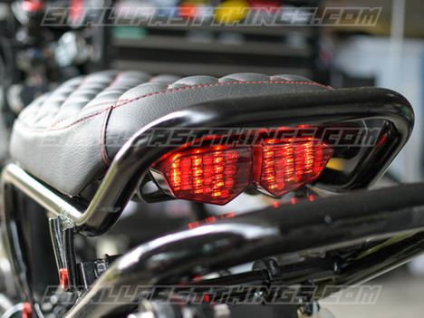Howto: Ruckus R6 Tail Light