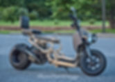 Stretched Honda Ruckus