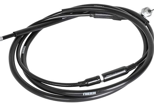 Performance Slide Carb Throttle Cable - Black