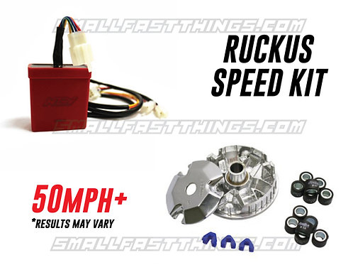 Honda Ruckus Speed Kit
