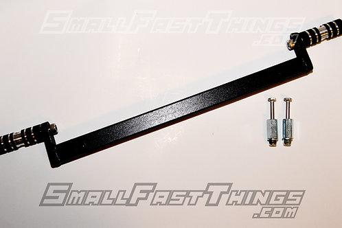 Versa-Pegs | Honda Ruckus Adjustable Foot Bar