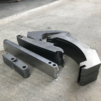 Laser Cut Scooter Parts